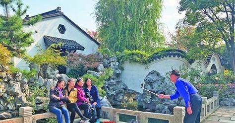 太湖新城成为新旅游目的地